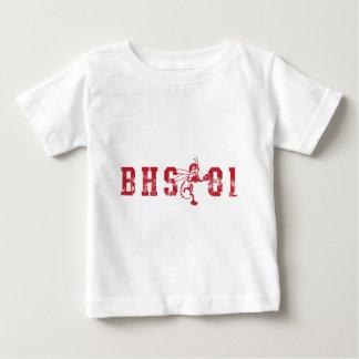 Berkley High Old school class of 1981 Baby T-Shirt