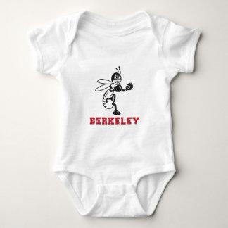 Berkley High School Old Logo Baby Bodysuit