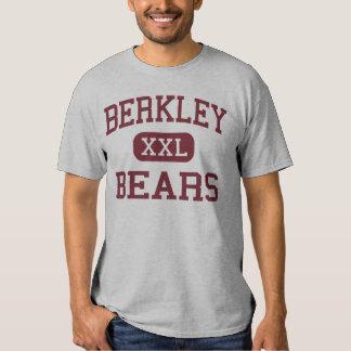 Berkley - osos - High School secundaria - Berkley Remera