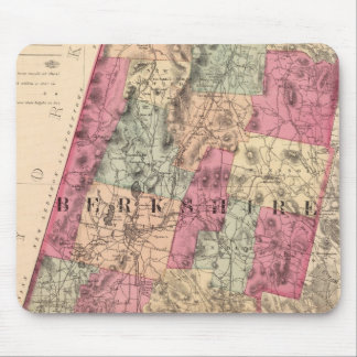 Berkshire County Mouse Pad