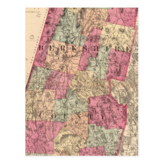 Berkshire County Postcard