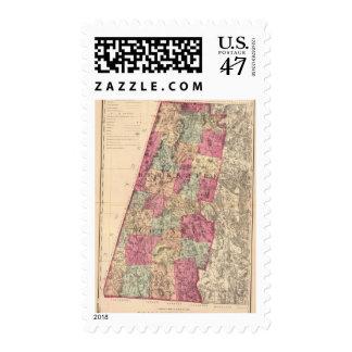 Berkshire County Stamp