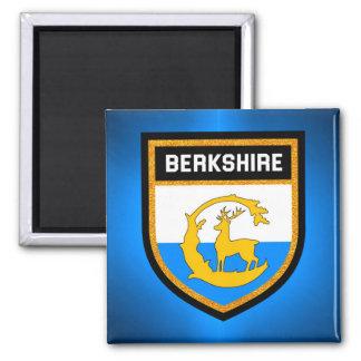 Berkshire Flag Magnet