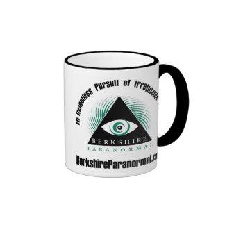 Berkshire Paranormal Group Relentless Pursuit Mug