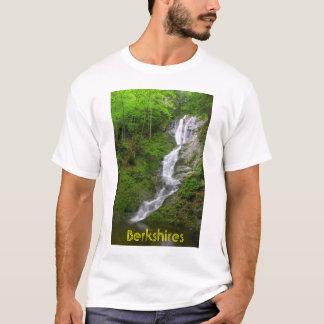 Berkshires Waterfall Ross Brook Falls T-Shirt