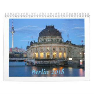 Berlin 2018 photo calendar
