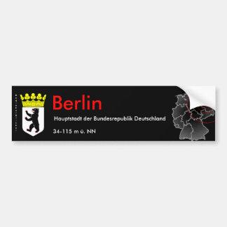 Berlin 2 bumper stickers