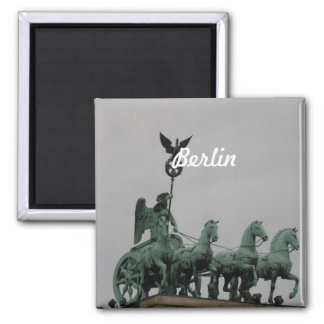 Berlin 2 Inch Square Magnet