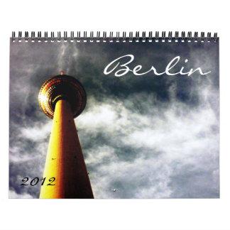 Berlín Alemania 2012 Calendarios De Pared