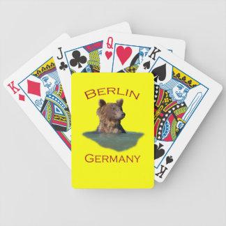 Berlín, Alemania Baraja Cartas De Poker