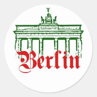 Berlín Alemania Etiquetas