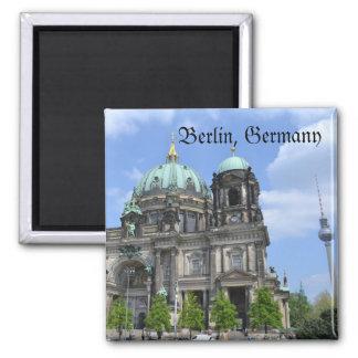 Berlín, Alemania Imán Cuadrado
