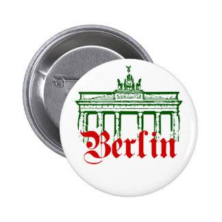 Berlín Alemania Pin Redondo 5 Cm