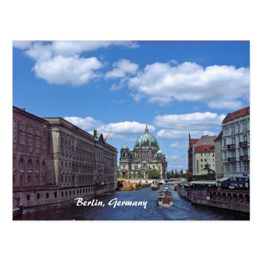 Berlín, Alemania Postales