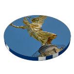 Berlín, Alemania - top de la columna de la victori Juego De Fichas De Póquer