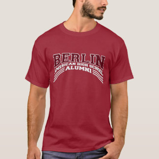 BERLIN American High School Alumni T-Shirt