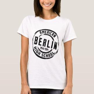Berlin American High School Stamp A004 T-Shirt