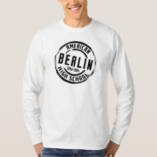 Berlin American High School Stamp A004 T-Shirt