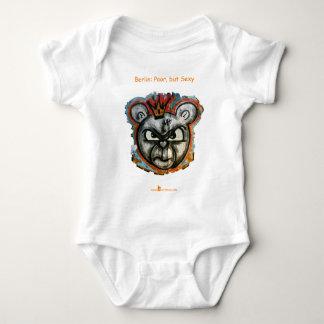 Berlin Bear Baby Bodysuit