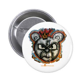 Berlin Bear Button