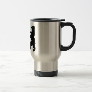 Berlin Bear Travel Mug