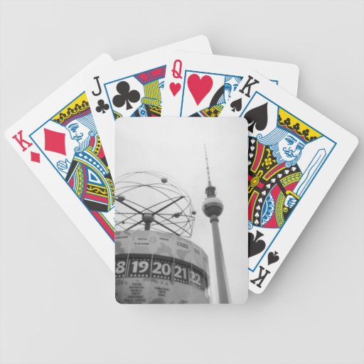 berlin bicycle poker cards