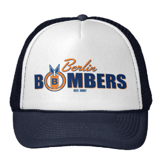 Berlin Bombers Baseball Hat