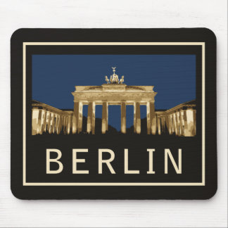 Berlin Brandenburg Gate Mouse Pad