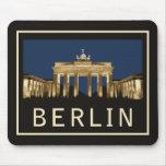 Berlin Brandenburg Gate Mouse Pads