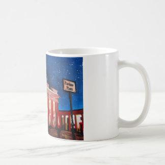Berlin Brandenburg Gate With Paris Place At Nigh Classic White Coffee Mug