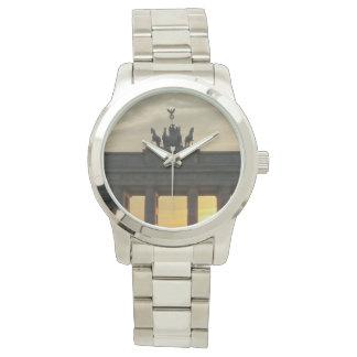 BERLÍN Brandenburger portería Reloj De Mano