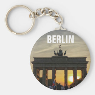 BERLIN Brandenburger Tor Keychain