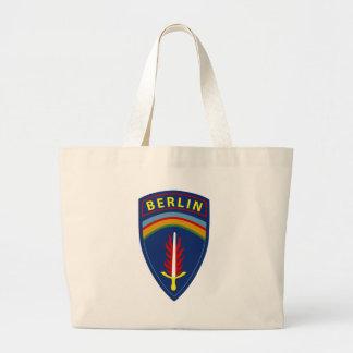 Berlin Brigade Large Tote Bag