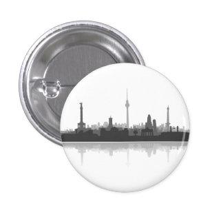 Berlin button/Anstecker/pin Pinback Button