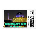 BERLIN by NIGHT Stamps