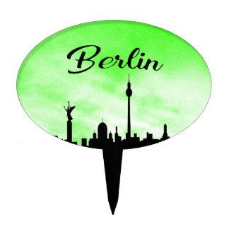 Berlin Cake Topper
