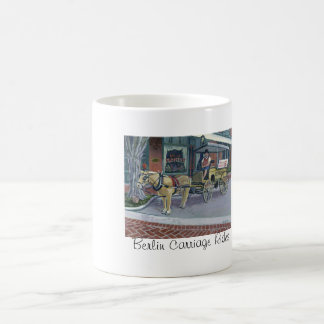Berlin Carriage Rides Coffee Mug