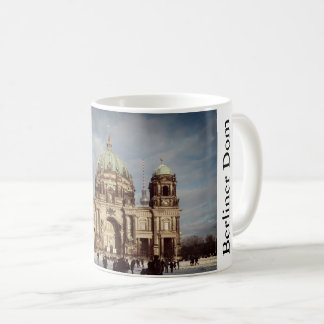 Berlin Cathedral, Berliner Dom 002.2.T.F, Germany Coffee Mug