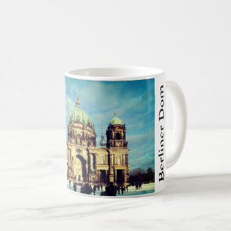 Berlin Cathedral, Berliner Dom 002.T.F.2, Germany Coffee Mug