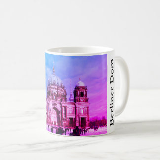 Berlin Cathedral, Berliner Dom 002.T.F.3, Germany Coffee Mug