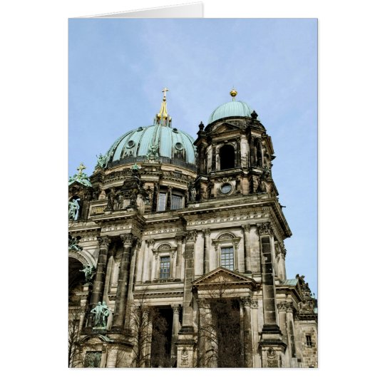 Berlin Cathedral Card