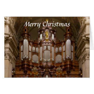 Berlin Cathedral Christmas card
