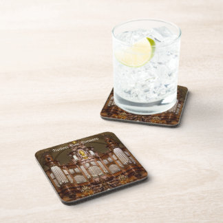 Berlin Cathedral Beverage Coaster