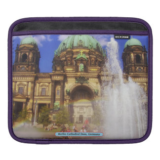 Berlin Cathedral Dom, Germany Sleeve For iPads