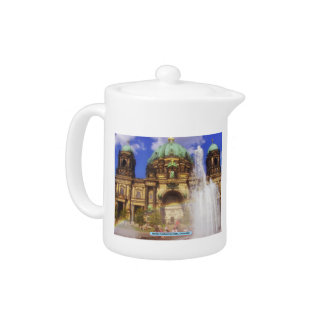 Berlin Cathedral Dom, Germany Teapot