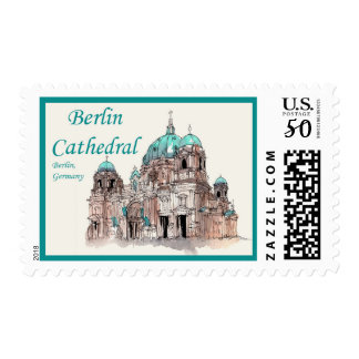 Berlin Cathedral Postage