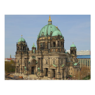 Berlin Cathedral Supreme Parish Collegiate Church Post Card
