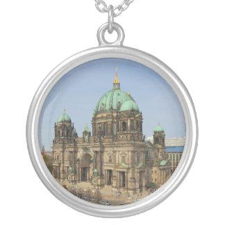 Berlin Cathedral Supreme Parish Collegiate Church Round Pendant Necklace