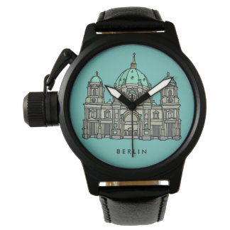 Berlin Cathedral Wristwatch