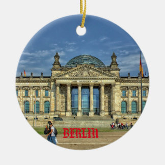 Berlin Circle Ornament